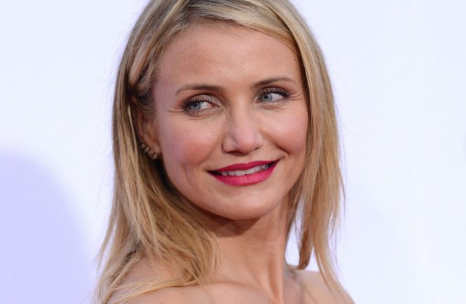 CAMERON DIAZ @ the premiere of 'The Other Woman' held @ the Regency Village Westwood theatre. April 21, 2014, Image: 191568629, License: Rights-managed, Restrictions: AMERICA, Model Release: no, Credit line: Profimedia, Visual