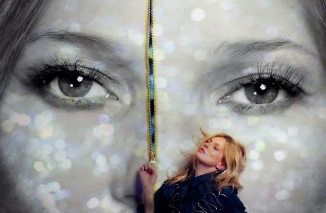 British fashion icon Kate Moss stars in clip 'Kate Dreams' for Stella McCartney's fall 2014 campaign., Image: 199850181, License: Rights-managed, Restrictions: EDITORIAL USE ONLY, Model Release: no, Credit line: Profimedia, Balawa Pics