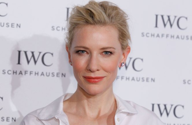 Zurich, Switzerland - September 27, 2014: IWC Schaffhausen VIP Dinner and Photo Exhibition Timeless Portofino with Hollywood Actress Cate Blanchett, Image: 206710635, License: Rights-managed, Restrictions: , Model Release: no, Credit line: Profimedia, DDP