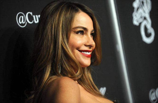Oct. 20, 2014 - New York, New York, USA - Sofia Vergara attends Angel Ball 2014 at Cipriani Wall Street on October 20, 2014 in New York City, Image: 208847526, License: Rights-managed, Restrictions: , Model Release: no, Credit line: Profimedia, Zuma Press - Entertaiment