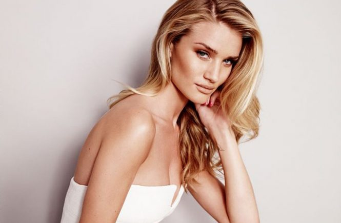 English model Rosie Huntington-Whiteley in the photo sesiona for Modelo Cosmetics., Image: 214903701, License: Rights-managed, Restrictions: EDITORIAL USE ONLY, Model Release: no, Credit line: Profimedia, Balawa Pics