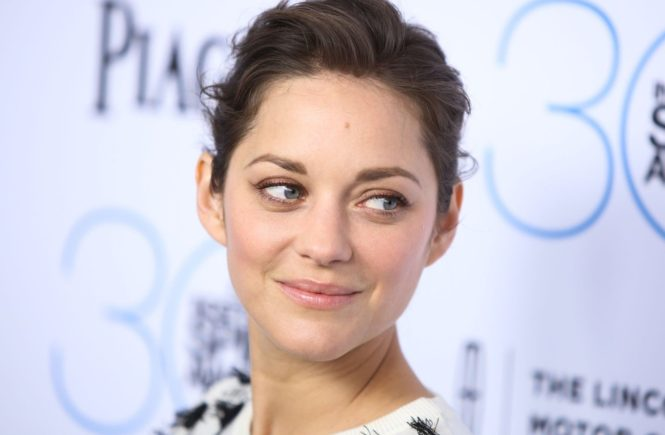Marion Cotillard at arrivals for 2015 Film Independent Spirit Awards Nominee Brunch, BOA Steakhouse in West Hollywood, Los Angeles, CA January 10, 2015., Image: 215011504, License: Rights-managed, Restrictions: For usage credit please use; Xavier Collin/Everett Collection, Model Release: no, Credit line: Profimedia, Everett