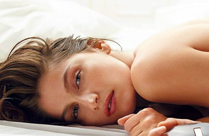 French actress and model Laetitia Casta poses for Nina Ricci new fragante L'Extase., Image: 216405060, License: Rights-managed, Restrictions: EDITORIAL USE ONLY, Model Release: no, Credit line: Profimedia, Balawa Pics