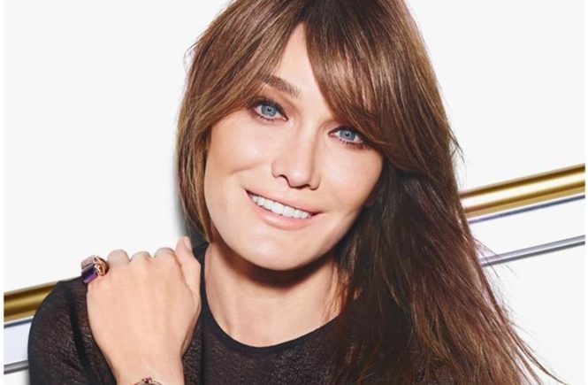 Carla Bruni in the new ad campaign of Bulgari Diva, Image: 218170776, License: Rights-managed, Restrictions: , Model Release: no, Credit line: Profimedia, Thunder Press