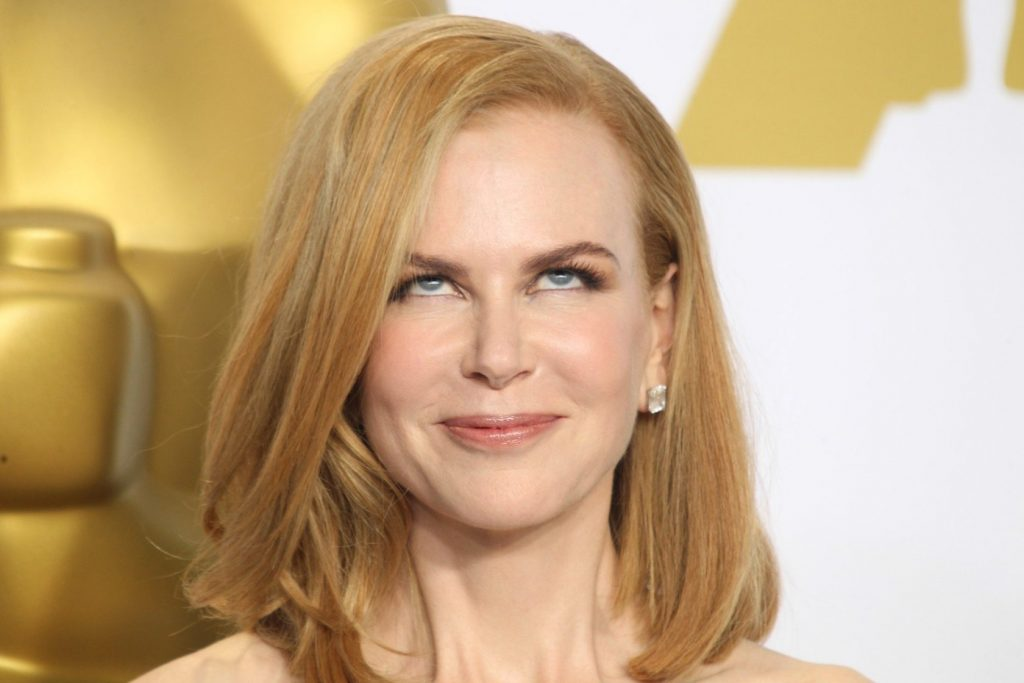 HOLLYWOOD, CA - FEBRUARY 22: Nicole Kidman attending The 87th Annual Academy Awards - Press Room held at the Dolby Theatre on February 22nd, 2015. - Germany, Austria, Switzerland, Eastern Europe, Australia, UK, USA, Taiwan, Singapore, China, Malaysia, Thailand, Sweden, Estonia, Latvia and Lithuania rights only -, Image: 219721704, License: Rights-managed, Restrictions: , Model Release: no, Credit line: Profimedia, Face To Face A