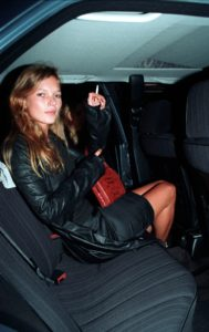D 73538-01 Kate Moss. . Archive image of British supermodel Kate Moss pictured in London in 1994., Image: 220727549, License: Rights-managed, Restrictions: , Model Release: no, Credit line: Profimedia, TEMP Camerapress