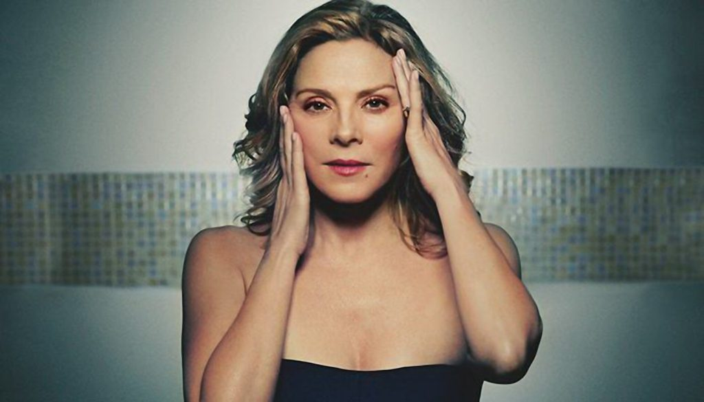Kim Cattrall has posted a photo on Twitter with the following remarks: Airs April 1st @SensitiveSkinTV Twitter, 2015-03-18 10:59:24. Photo supplied by insight media This is a private photo posted on social networks and supplied by this Agency. This Agency does not claim any ownership including but not limited to copyright or license in the attached material. Fees charged by this Agency are for Agency's services only, and do not, nor are they intended to, convey to the user any ownership of copyright or license in the material. By publishing this material you expressly agree to indemnify and to hold this Agency and its directors, shareholders and employees harmless from any loss, claims, damages, demands, expenses (including legal fees), or any causes of action or allegation against this Agency arising out of or connected in any way with publication of the material., Image: 228562581, License: Rights-managed, Restrictions: Photo supplied by insight media. For editorial use only. Single rate handling fee applies., Model Release: no, Credit line: Profimedia, Insight Media