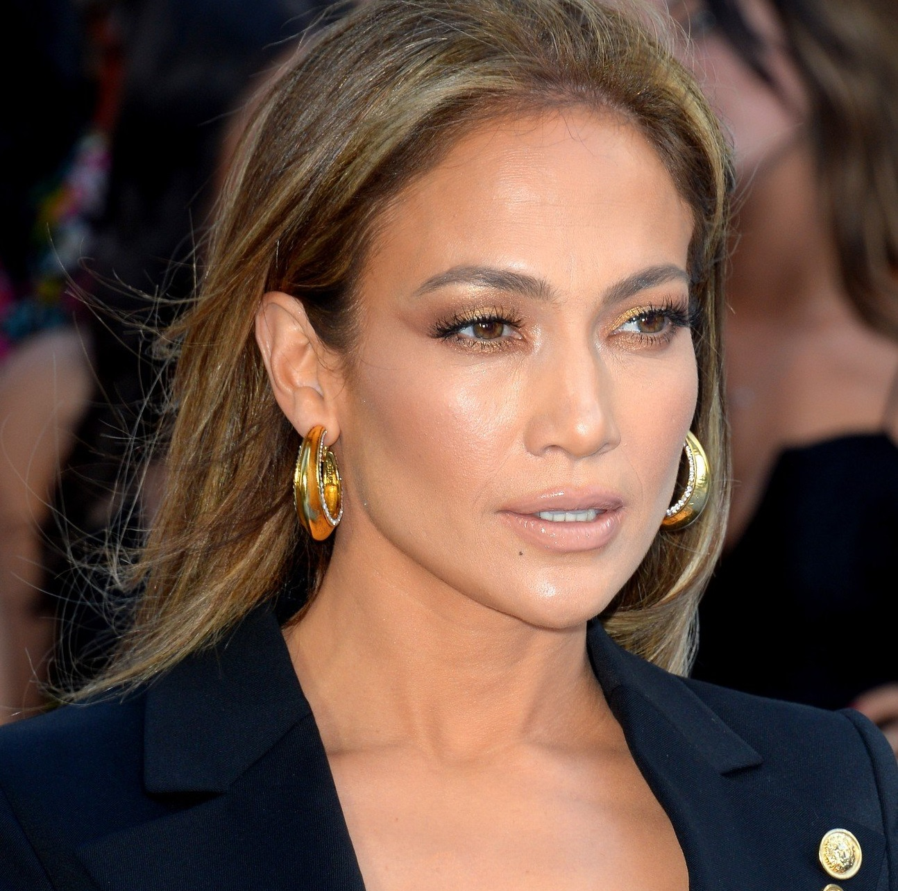 Actress and musician Jennifer Lopez arrives for the MTV Movie Awards at Nokia Theatre L.A. Live in Los Angeles on April 12, 2015. Photo by /UPI, Image: 238469953, License: Rights-managed, Restrictions: , Model Release: no, Credit line: Profimedia, UPI