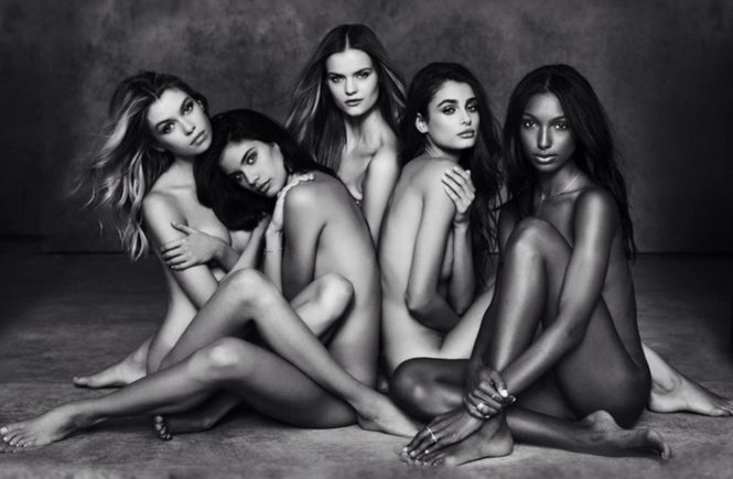 "Victoria's Secret ""The new Angels"", Image: 240634961, License: Rights-managed, Restrictions: , Model Release: no, Credit line: Profimedia, Face To Face A"