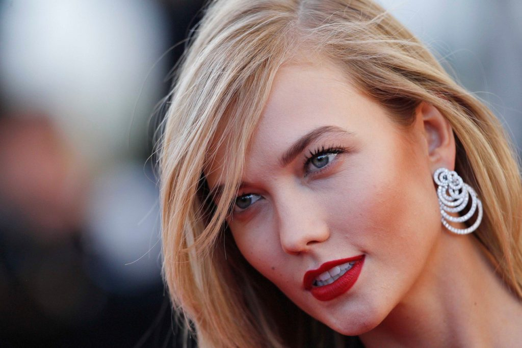 Karlie Kloss attends the 'Youth' Premiere during the 68th annual Cannes Film Festival on May 20, 2015 in Cannes, France., Image: 245909843, License: Rights-managed, Restrictions: Worldwide rights, Model Release: no, Credit line: Profimedia, Crystal pictures