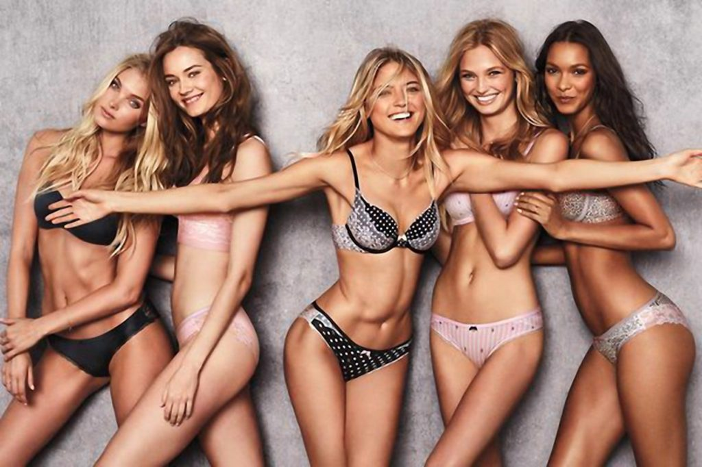 New styles. New colors. New Body By Victoria. See what all the fuss is about