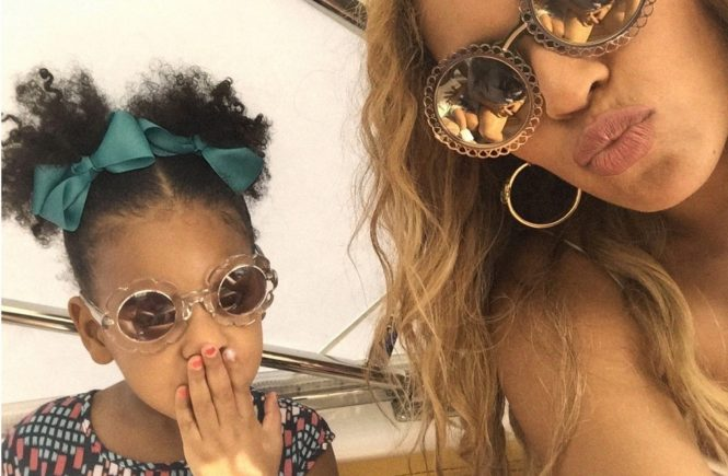 24 SEP 2015 BEYONCE AND DAUGHTER BLUE IVY CARTER IN THIS GREAT CELEBRITY SOCIAL MEDIA PICTURE!, Image: 260348852, License: Rights-managed, Restrictions: PLEASE CREDIT AS PER BYLINE *UK CLIENTS MUST CALL PRIOR TO TV OR ONLINE USAGE PLEASE TELEPHONE 0208 344 2007* PLEASE CREDIT AS PER BYLINE *UK CLIENTS MUST CALL PRIOR TO TV OR ONLINE USAGE PLEASE TELEPHONE 0208 344 2007*, Model Release: no, Credit line: Profimedia, Xposurephotos