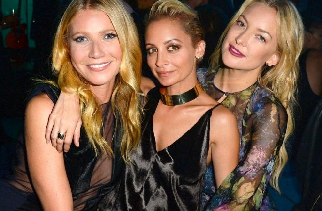 - Los Angeles, CA - 10/13/2015 - La Mer Celebration Of An Icon Global Event -PICTURED: Gwyneth Paltrow, Nicole Richie, Kate Hudson -, Image: 262412276, License: Rights-managed, Restrictions: , Model Release: no, Credit line: Profimedia, INSTAR Images