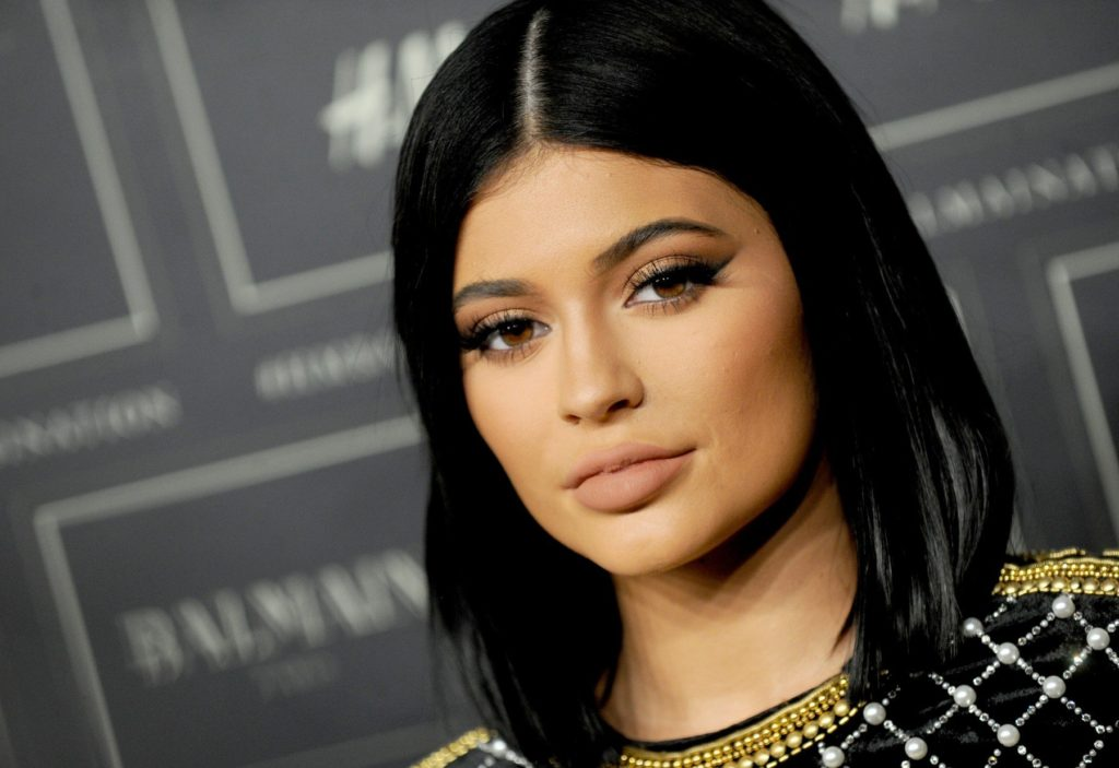 Kylie Jenner attend the BALMAIN X H&M Collection Launch at 23 Wall Street on October 20, 2015 in New York City., Image: 263424772, License: Rights-managed, Restrictions: WORLD RIGHTS - Fee Payable Upon Reproduction - For queries contact Photoshot - sales@photoshot.com London: +44 (0) 20 7421 6000 Florida: +1 239 689 1883 Berlin: +49 (0) 30 76 212 251, Model Release: no, Credit line: Profimedia, Uppa entertainment