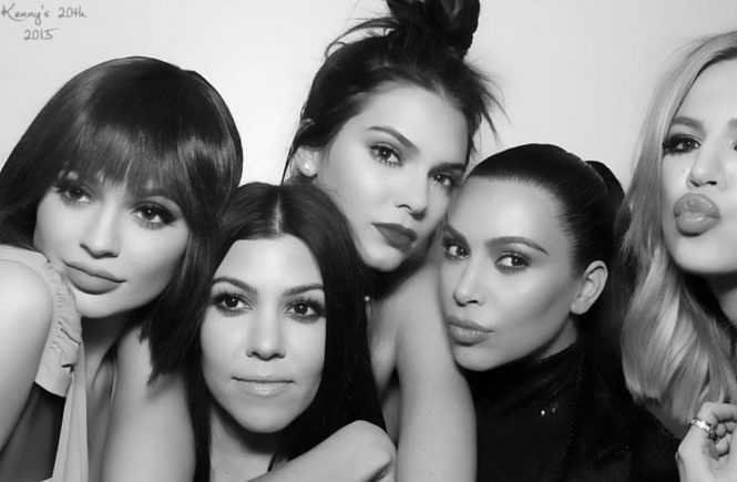03 NOV 2015 KYLIE AND KENDALL JENNER WITH KOURTNEY, KIM AND KHLOE KARDASHIAN IN THIS GREAT CELEBRITY SOCIAL MEDIA PICTURE!, Image: 264928713, License: Rights-managed, Restrictions: PLEASE CREDIT AS PER BYLINE *UK CLIENTS MUST CALL PRIOR TO TV OR ONLINE USAGE PLEASE TELEPHONE 0208 344 2007* PLEASE CREDIT AS PER BYLINE *UK CLIENTS MUST CALL PRIOR TO TV OR ONLINE USAGE PLEASE TELEPHONE 0208 344 2007*, Model Release: no, Credit line: Profimedia, Xposurephotos