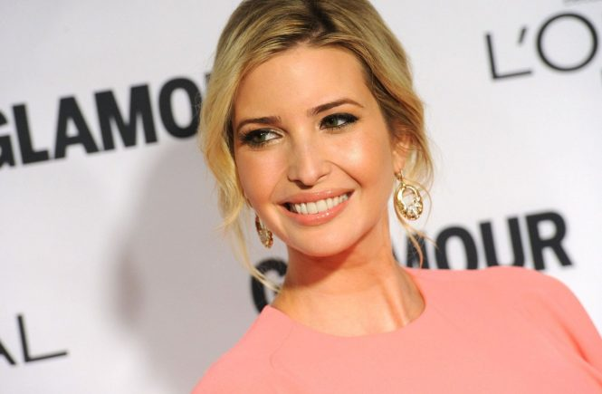 November 09, 2015: Ivanka Trump arriving at the 25th Annual Glamour Women of the Year Awards held at Carnegie Hall in New York City., Image: 265582612, License: Rights-managed, Restrictions: CODE000, Model Release: no, Credit line: Profimedia, INF