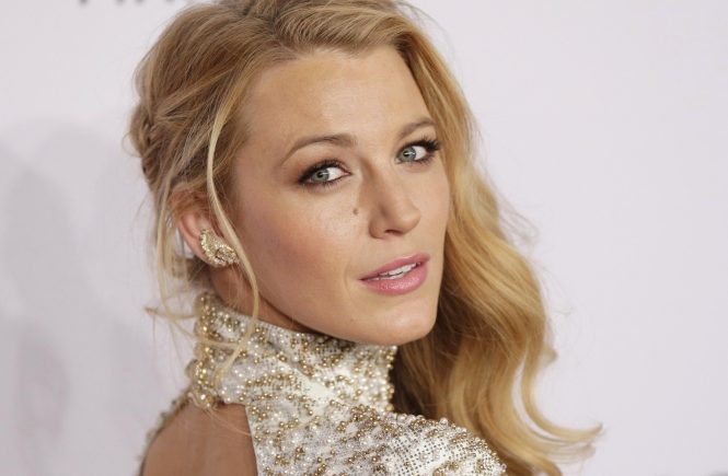 Blake Lively arrives on the red carpet 2016 amfAR New York Gala at Cipriani Wall Street on February 10, 2016 in New York City. Photo by /UPI, Image: 273698885, License: Rights-managed, Restrictions: , Model Release: no, Credit line: Profimedia, UPI