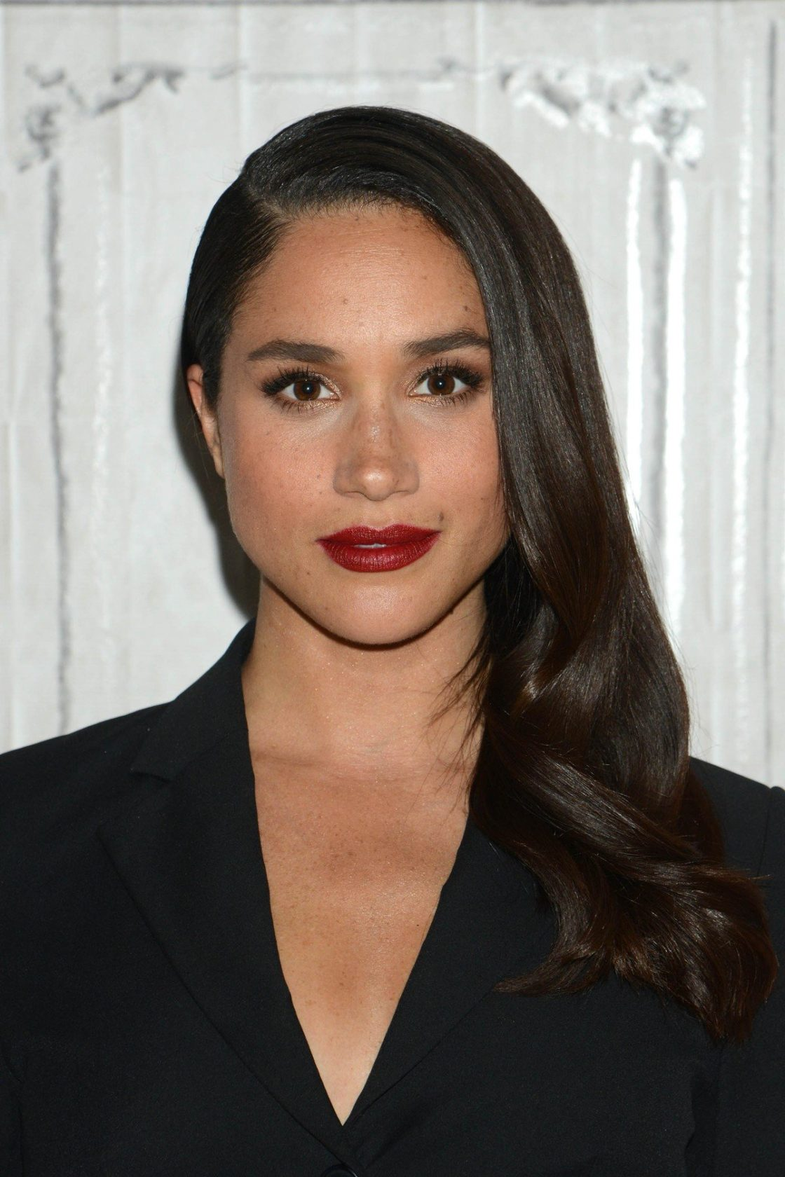 New York, NY - 3/17/2016 - Meghan Markle Discusses her role in the Very Popular 'Suits' at AOL. -PICTURED: Meghan Markle -, Image: 278369020, License: Rights-managed, Restrictions: , Model Release: no, Credit line: Profimedia, INSTAR Images