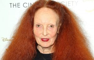 """{special instructions) {city}, NY - Disney With The Cinema Society & Samsung Host A Screening Of """"The Jungle Book"""" -PICTURED: Grace Coddington -, Image: 280872850, License: Rights-managed, Restrictions: , Model Release: no, Credit line: Profimedia, INSTAR Images"""