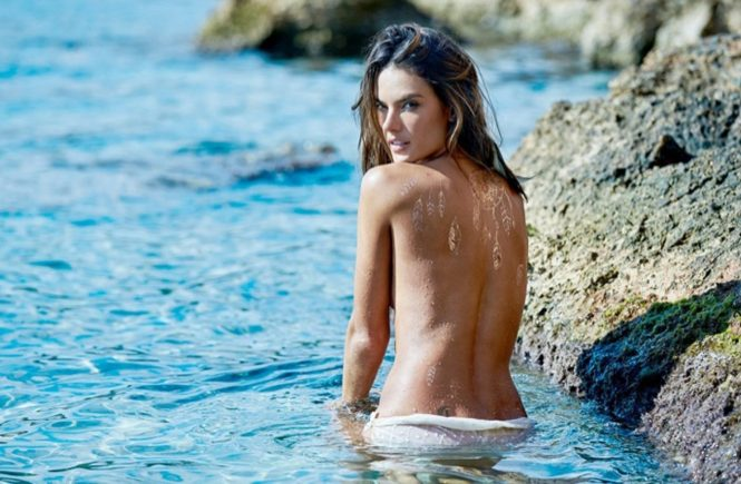, , 04, May 2016.- Brazilian model Alessandra Ambrosio launches flash tattoos wit her own line Ale by Alessandra ©DJ / LAN - 4/5/16 **HANDS OUT pics**, Image: 283375236, License: Rights-managed, Restrictions: Pictures in this set: 7 As the promotional pictures in this set are defined as 'Hands Out', the supplier can´t be considered responsible of subsequent sales or any other legal matter concerning to the material provided. These promotional pictures has been provided without any compromise between the parts and it is only under the responsibility of the recipient, who acknowledges the reception of these pictures as 'Hands Out'., Model Release: no, Credit line: Profimedia, Target Press