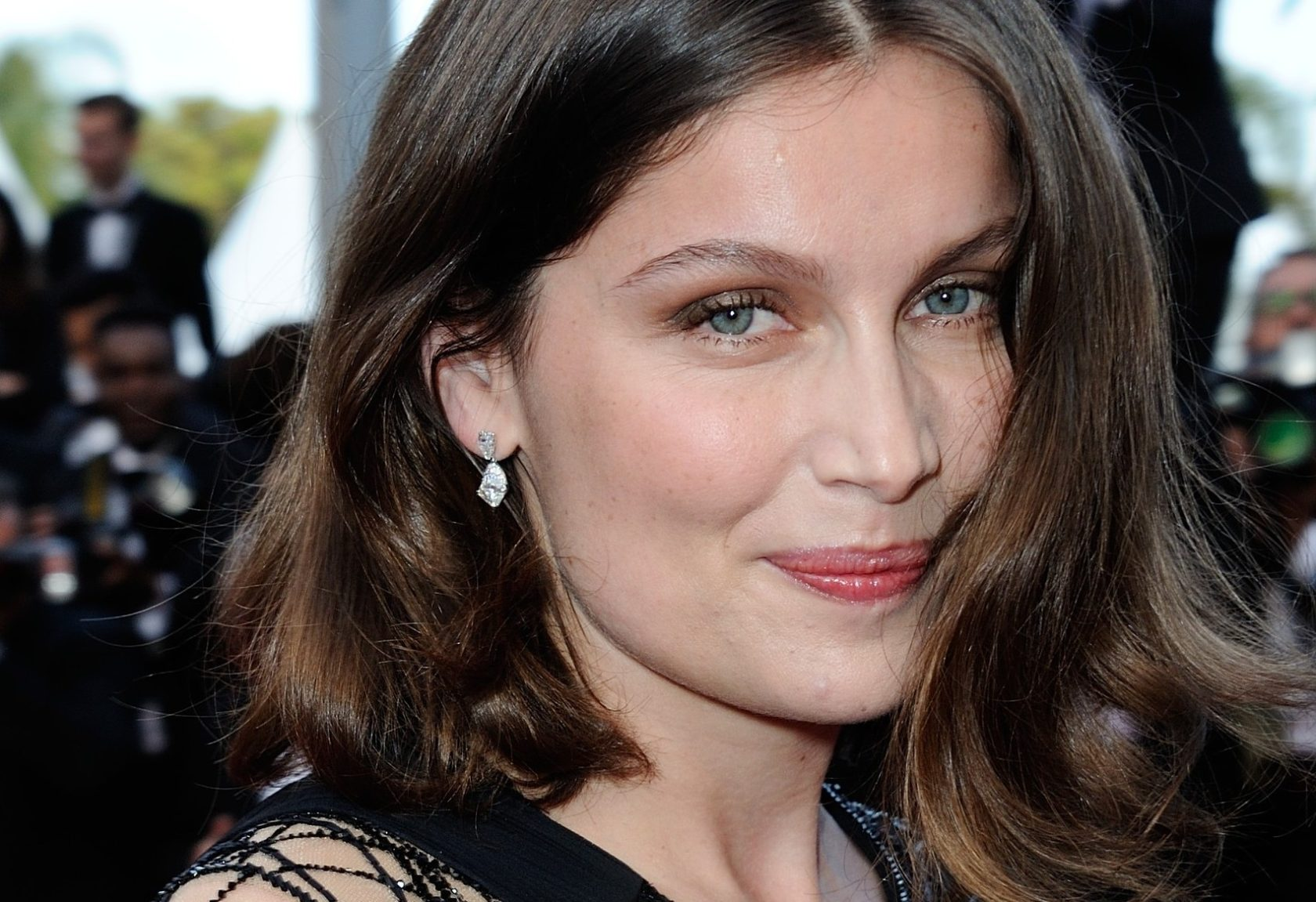 Laetitia Casta attending the 'La Fille Inconnue' screening at the Palais Des Festivals in Cannes, France on May 18, 2016, as part of the 69th Cannes Film Festival., Image: 285738583, License: Rights-managed, Restrictions: , Model Release: no, Credit line: Profimedia, Abaca