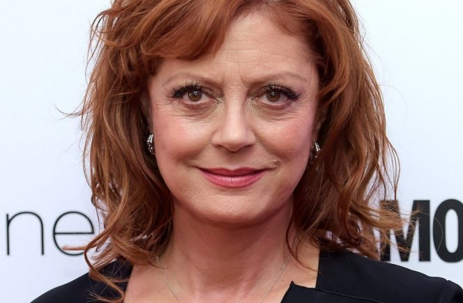 Susan Sarandon attending the Glamour Women of the Year awards at Berkeley Square, London, UK. 07/06/2016., Image: 289232839, License: Rights-managed, Restrictions: , Model Release: no, Credit line: Profimedia, TEMP Camerapress