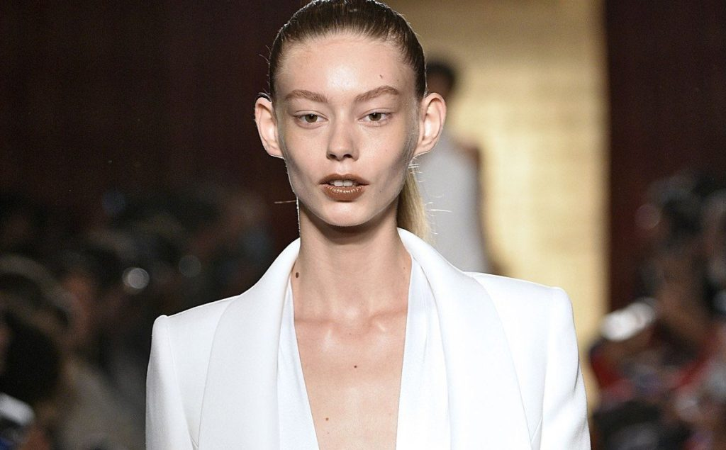 Ondria Hardin attends NY: Brandon Maxwell RTW Spring Summer 2017 on September 13, 2016 in New York City, USA., Image: 299936916, License: Rights-managed, Restrictions: *** World Rights ***, Model Release: no, Credit line: Profimedia, SIPA USA