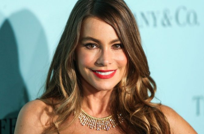 Beverly Hills, CA - Part 2 - Sofia Vergara attends Tiffany And Co. celebration unveiling of the renovated Beverly Hills store held at Tiffany And Co. Beverly Hills. October 13, 2016, Image: 302776098, License: Rights-managed, Restrictions: , Model Release: no, Credit line: Profimedia, AKM-GSI