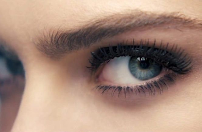 English fashion mode Cara Delevingne stars in Rimmel London 'Scandaleys Reloaded Mascara' 2016 advertising campaign., Image: 303155473, License: Rights-managed, Restrictions: EDITORIAL USE ONLY, Model Release: no, Credit line: Profimedia, Balawa Pics