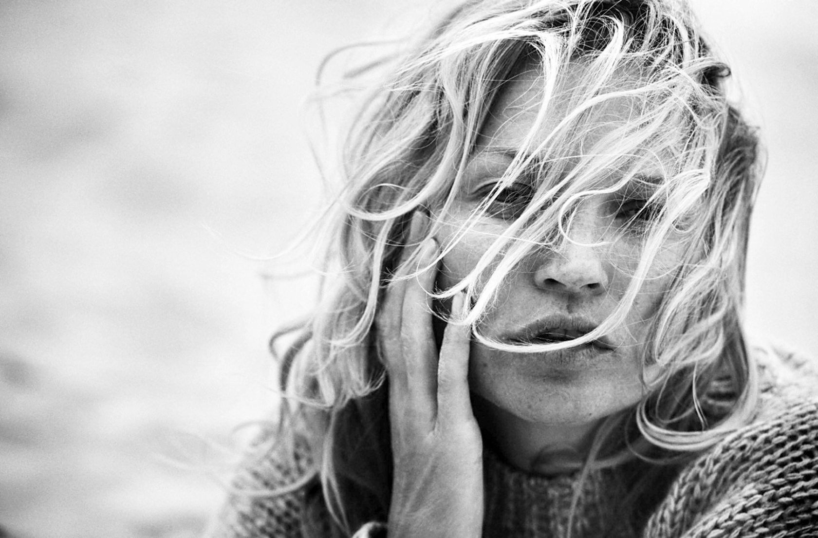British icon model Kate Moss in the promotional and Instagram pictures for Naked Cashmere Fall 2016 advertising campaign., Image: 304558154, License: Rights-managed, Restrictions: EDITORIAL USE ONLY, Model Release: no, Credit line: Profimedia, Balawa Pics