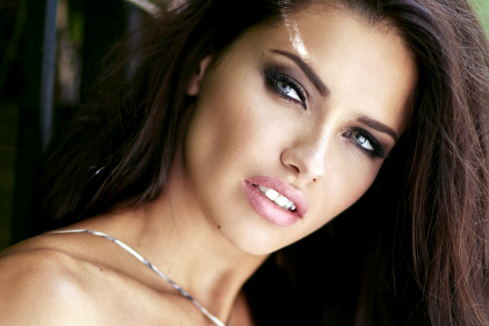 Brazilian fashion model Adriana Lima in the new promotional pictures for Maybelline 2016 advertising campaigns., Image: 307959858, License: Rights-managed, Restrictions: EDITORIAL USE ONLY, Model Release: no, Credit line: Profimedia, Balawa Pics