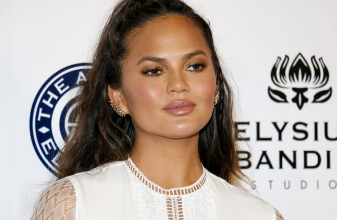 Chrissy Teigen at the Art of Elysium Celebrating the 10th Anniversary held at the Red Studios in Los Angeles, USA on January 7, 2017., Image: 310277782, License: Rights-managed, Restrictions: WORLD RIGHTS- Fee Payable Upon Reproduction - For queries contact Photoshot - sales@avalon.red London: +44 (0) 20 7421 6000 Los Angeles: +1 (310) 822 0419 Berlin: +49 (0) 30 76 212 251, Model Release: no, Credit line: Profimedia, Uppa entertainment