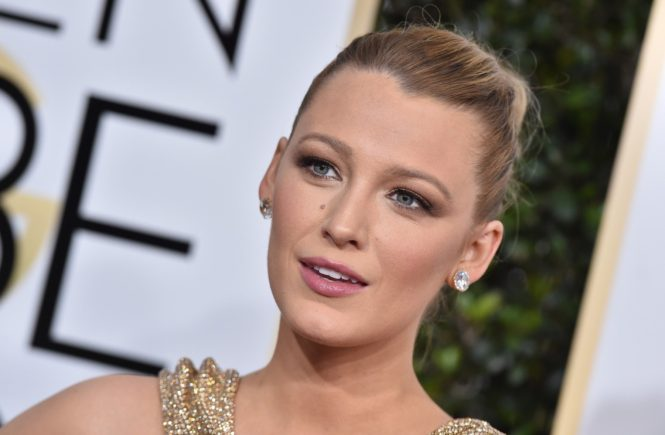 74th Annual Golden Globe Awards - Arrivals. The Beverly Hilton Hotel, Beverly Hills, CA. Pictured: Blake Lively. EVENT January 8, 2016 Job: 170108A2, Image: 310360299, License: Rights-managed, Restrictions: 000, Model Release: no, Credit line: Profimedia, Bauer Griffin