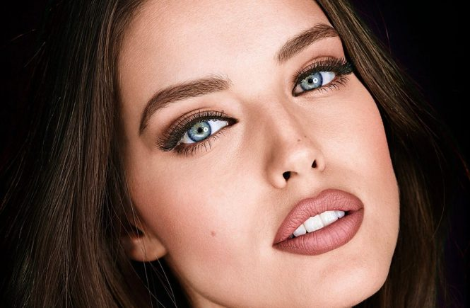 Brazilian fashion model Adriana Lima and American model Emily DiDonato as ambassadors for Maybelline 2017 collections., Image: 310500792, License: Rights-managed, Restrictions: EDITORIAL USE ONLY, Model Release: no, Credit line: Profimedia, Balawa Pics