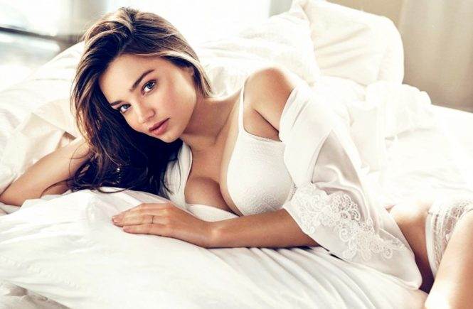 Australian fashion icon Miranda Kerr stars in Wonderbra 2017 advertising campaign., Image: 311062072, License: Rights-managed, Restrictions: EDITORIAL USE ONLY, Model Release: no, Credit line: Profimedia, Balawa Pics