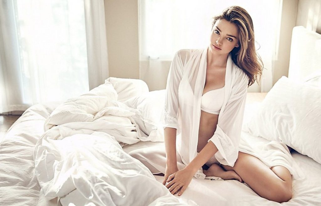 Australian fashion icon Miranda Kerr stars in Wonderbra 2017 advertising campaign., Image: 311062076, License: Rights-managed, Restrictions: EDITORIAL USE ONLY, Model Release: no, Credit line: Profimedia, Balawa Pics