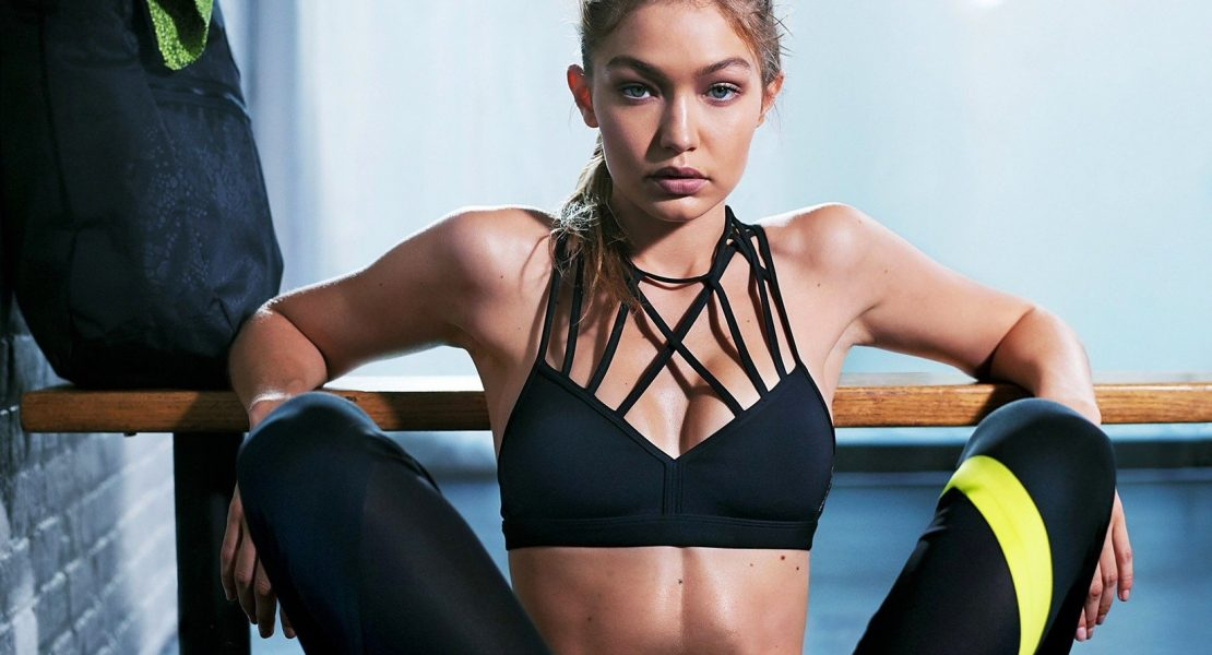American fashion model Gigi Hadid as the Reebok«s ambassador in their Perfect Never 2017 advertising campaign., Image: 312960649, License: Rights-managed, Restrictions: EDITORIAL USE ONLY, Model Release: no, Credit line: Profimedia, Balawa Pics