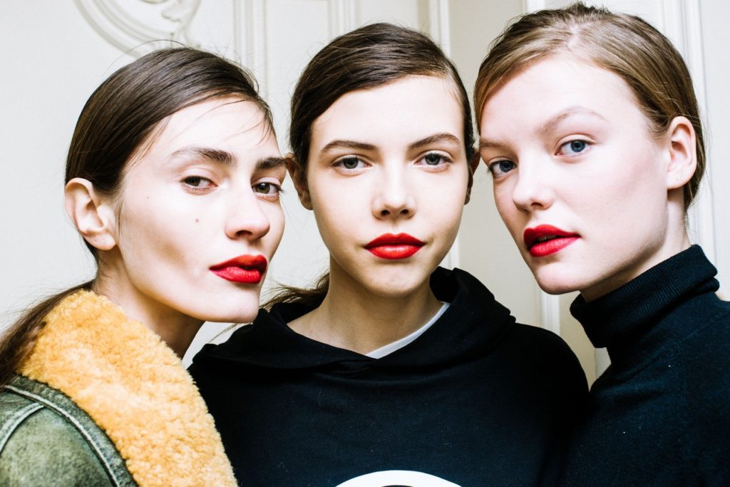 Jason Wu backstage New York Womenswear FW17 New York Feb 2017, Image: 321014962, License: Rights-managed, Restrictions: , Model Release: no, Credit line: Profimedia, FirstView