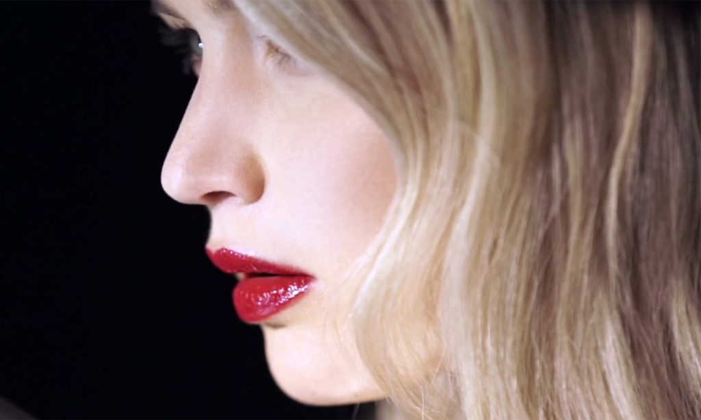 American actress Jennifer Lawrence stars in Dior Addict Lip Lacquer 2017 advertising campaign., Image: 322740387, License: Rights-managed, Restrictions: EDITORIAL USE ONLY, Model Release: no, Credit line: Profimedia, Balawa Pics