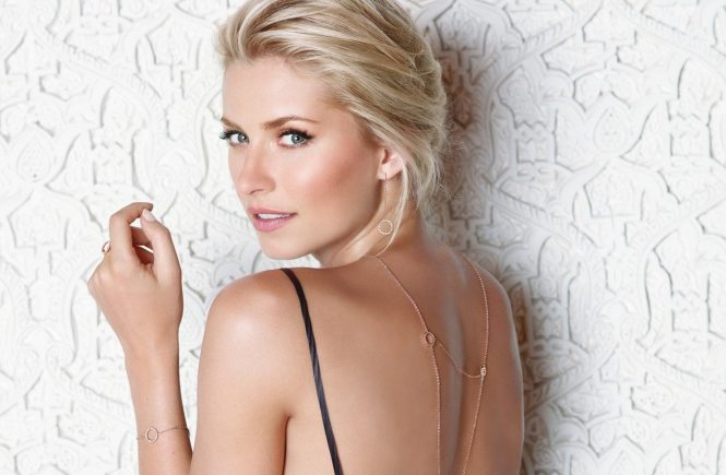 Lena Gercke is the face for the new Spring 2017 campaign of Cadenzza Jewelry, Image: 325109027, License: Rights-managed, Restrictions: , Model Release: no, Credit line: Profimedia, Thunder Press