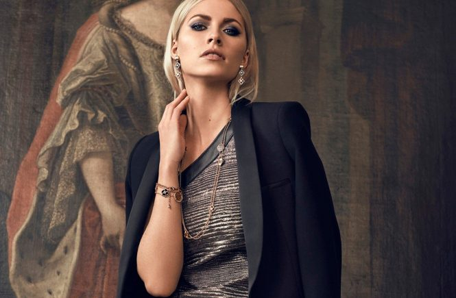 Lena Gercke is the face for the new Spring 2017 campaign of Cadenzza Jewelry, Image: 325109033, License: Rights-managed, Restrictions: , Model Release: no, Credit line: Profimedia, Thunder Press
