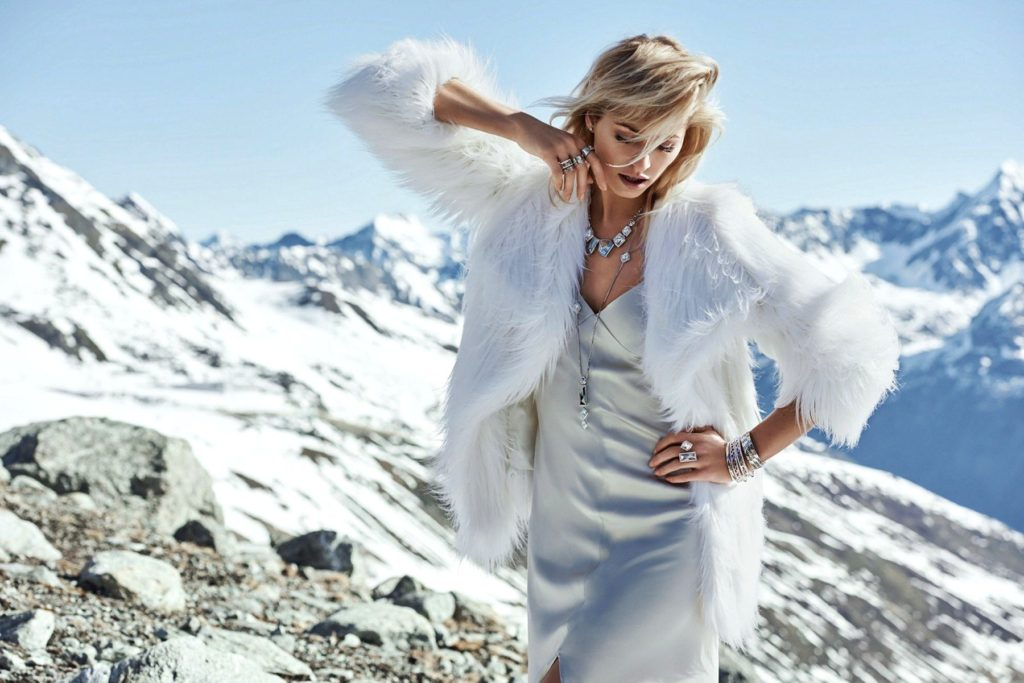 Lena Gercke is the face for the new Spring 2017 campaign of Cadenzza Jewelry, Image: 325109050, License: Rights-managed, Restrictions: , Model Release: no, Credit line: Profimedia, Thunder Press