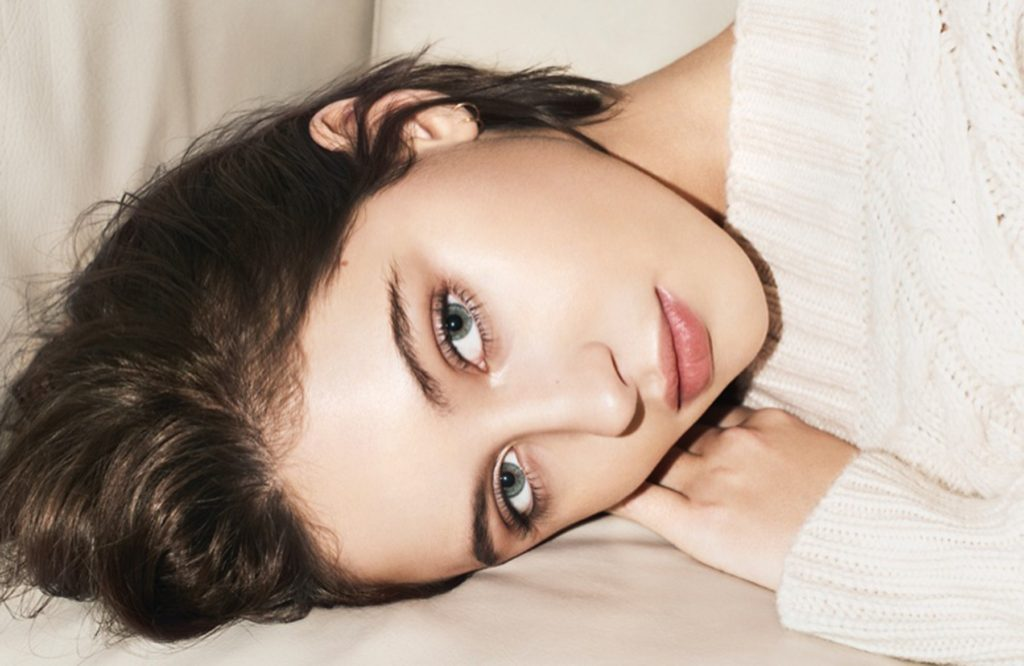English fashion model Irish Law, daughter of Jude Law and Sadie Frost stars in 'Essentials' collection of Burberry Beauty., Image: 326950641, License: Rights-managed, Restrictions: EDITORIAL USE ONLY, Model Release: no, Credit line: Profimedia, Balawa Pics