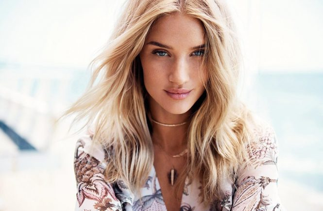 English fashion model Rosie Huntington-Whiteley poses for UGG Spring 2017 collection., Image: 326969603, License: Rights-managed, Restrictions: EDITORIAL USE ONLY, Model Release: no, Credit line: Profimedia, Balawa Pics