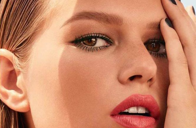 German model Anna Luisa Ewers stars in Chanel Les Beiges 2017 advertising campaign., Image: 328128948, License: Rights-managed, Restrictions: EDITORIAL USE ONLY, Model Release: no, Credit line: Profimedia, Balawa Pics