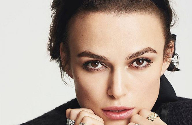 English actress and model Keira Knightley stars in Chanel Fine Jewelry 2017 advertising campaign., Image: 329420422, License: Rights-managed, Restrictions: EDITORIAL USE ONLY, Model Release: no, Credit line: Profimedia, Balawa Pics