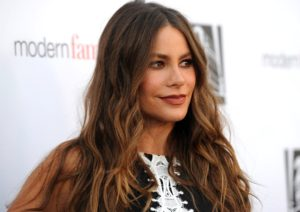 """NORTH HOLLYWOOD, CA - May 3: Sofia Vergara attend an advanced screening for Television Academy members of """"Modern Family"""" Season 8 final episode at the Wolf Theatre at Saban Media Center on May 3, 2017 in North Hollywood, California., Image: 331181539, License: Rights-managed, Restrictions: *** World Rights ***, Model Release: no, Credit line: Profimedia, SIPA USA"""