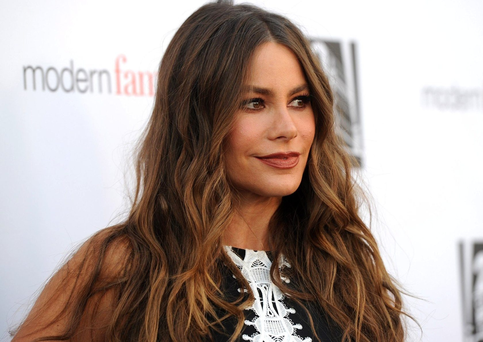 "NORTH HOLLYWOOD, CA - May 3: Sofia Vergara attend an advanced screening for Television Academy members of ""Modern Family"" Season 8 final episode at the Wolf Theatre at Saban Media Center on May 3, 2017 in North Hollywood, California., Image: 331181539, License: Rights-managed, Restrictions: *** World Rights ***, Model Release: no, Credit line: Profimedia, SIPA USA"