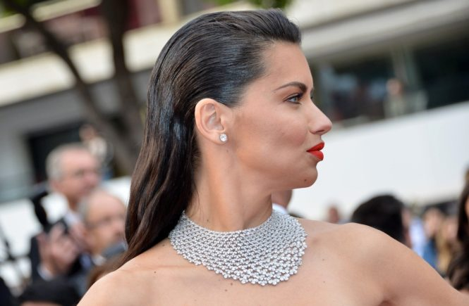 Adriana Lima, Image: 332765598, License: Rights-managed, Restrictions: NO ITALY, Model Release: no, Credit line: Profimedia, Press Association