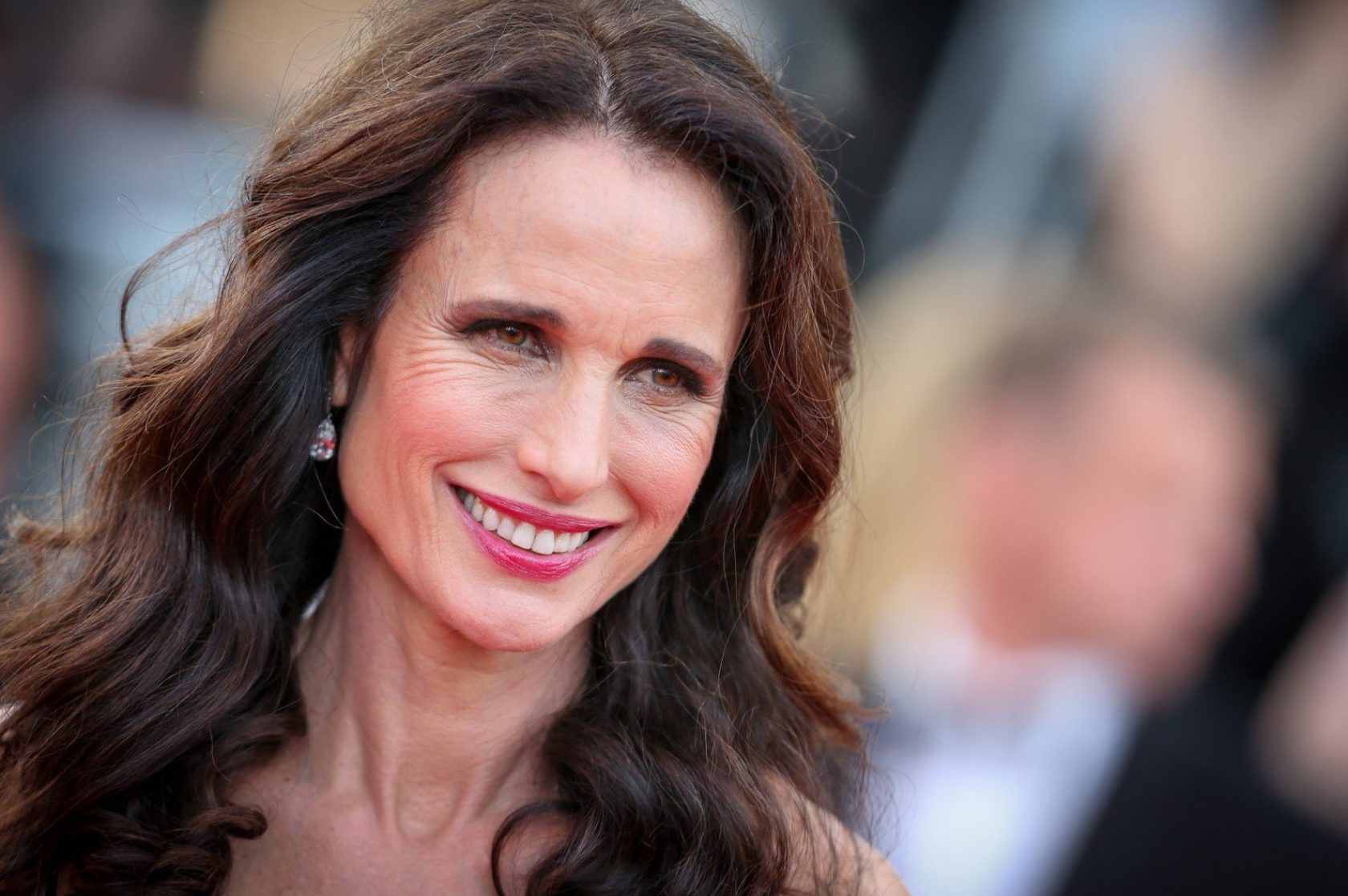 Andie MacDowell attend 'The Killing Of A Sacred Deer' premiere during the 70th annual Cannes Film Festival at Palais des Festivals on May 22, 2017 in Cannes, France., Image: 333259522, License: Rights-managed, Restrictions: , Model Release: no, Credit line: Profimedia, Abaca